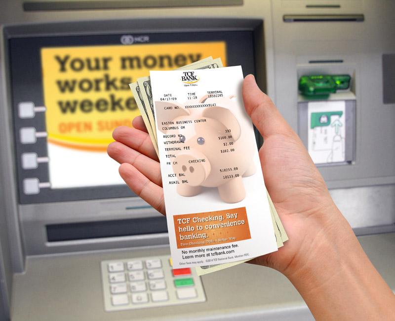 ATM Advertising : More Info